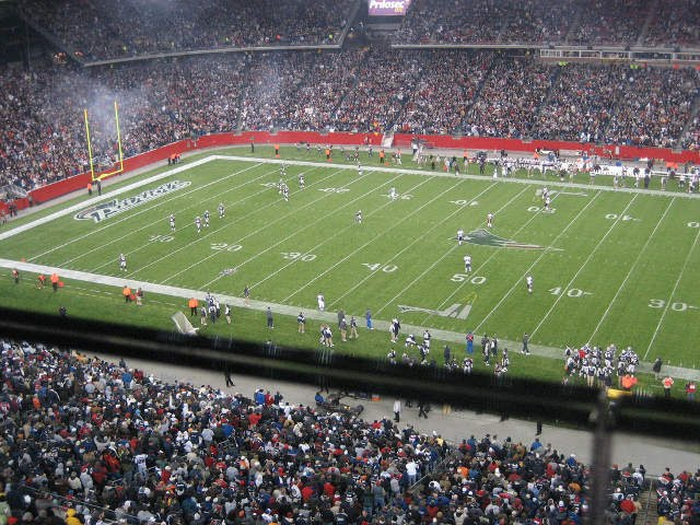 New England Patriots Suites and Clubhouses